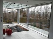 Prevetrávané fasády / Zimná záhrada - ARTline