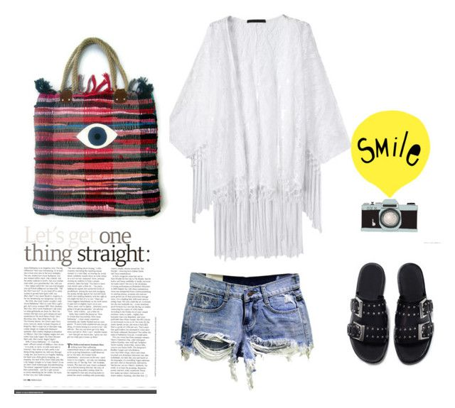 Smile! by maslindadesigns on Polyvore featuring our signature kilim bag