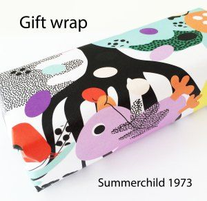 New printable gift wrap from Summerchild1973 :-)