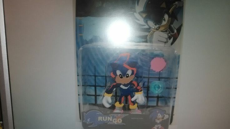SONIC X TOYS FUNNY