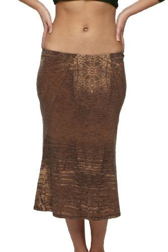 Roberto Cavalli - Stretch Skirt Animal Print, S, Brown Roberto Cavalli. $114.00