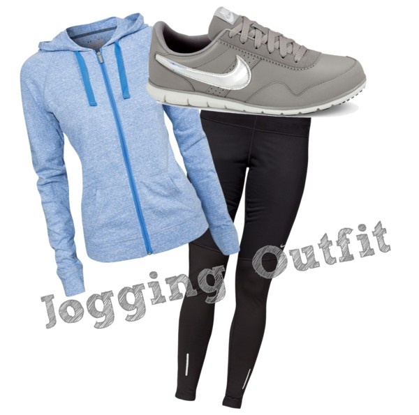 """Jogging Outfit"" by fashionistalover00 on Polyvore"