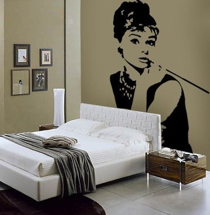 17 best images about audrey hepburn on pinterest padded for Ikea audrey hepburn