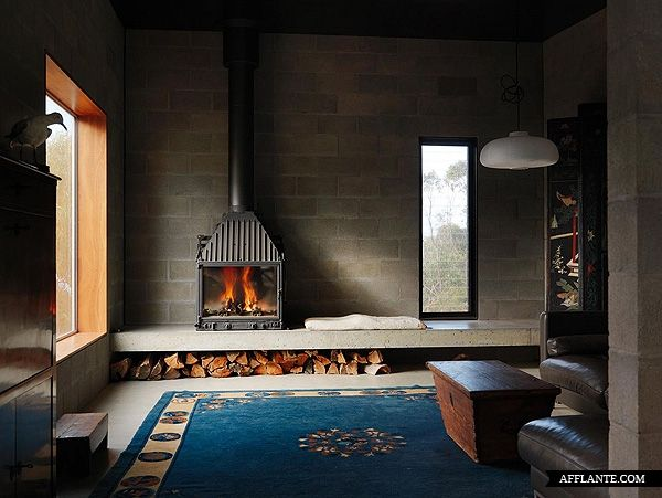Kerstin Thompson Architects . house at Big Hill
