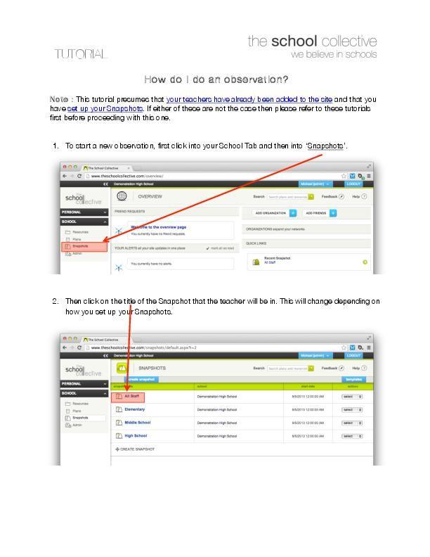 22 best Evaluation and Observation Cycles images on Pinterest - speaker evaluation form