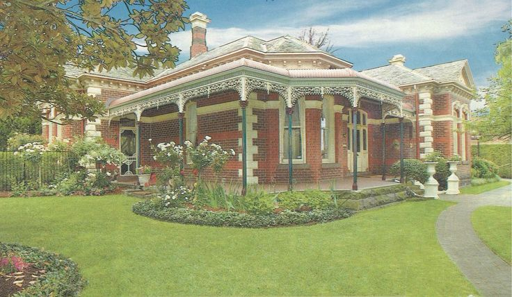 australian federation homes - Google Search