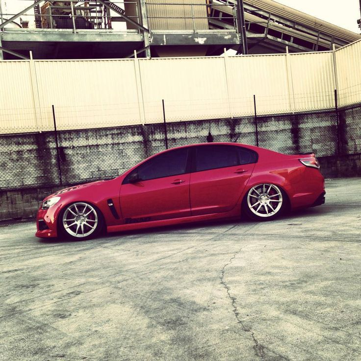Tulsa Chevy Dealers: 44 Best Images About Chevrolet SS On Pinterest