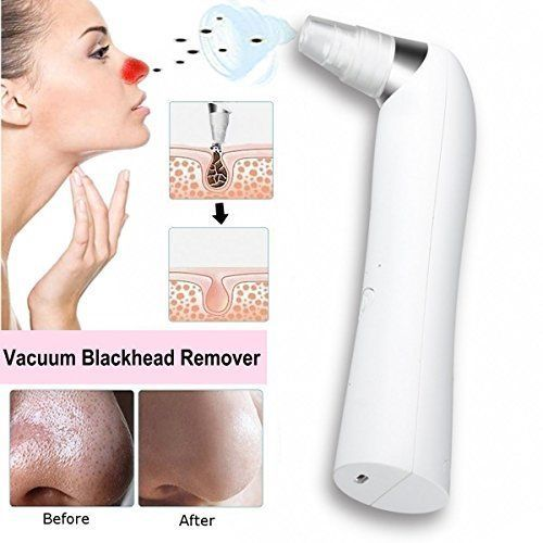 Electric Blackhead And Acne Suction Remover Facial Pore Cleanser Device