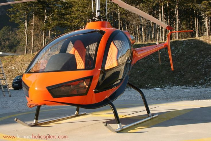 Ultralight Helicopters