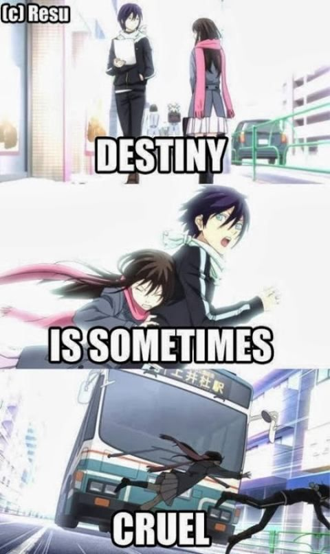 noragami demotivational posters | Related Pictures funny gifs animation nice cartoon dancing ...