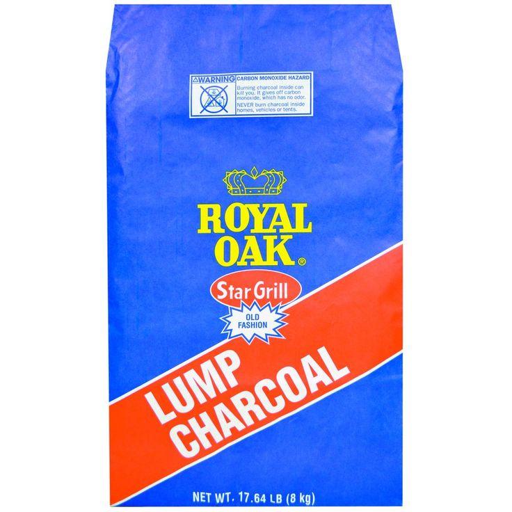 Royal Oak Star Grill 8kg Lump Charcoal | Lowe's Canada