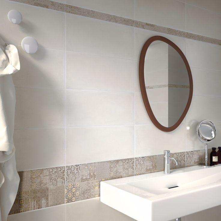 8 best bathroom images on Pinterest Bathroom, Bathroom inspiration - repeindre du carrelage de salle de bain
