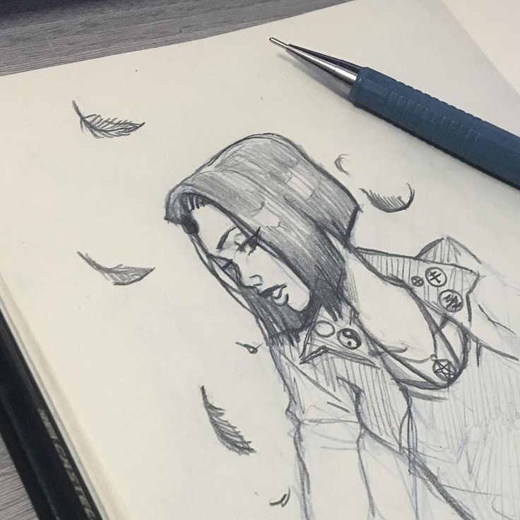 Pencils before inks ☯ #raven #teentitans #dccomics