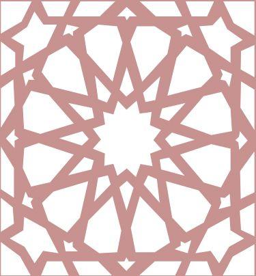 collection TANNEUR, motif Arabesque cote bougie www.cotebougie.com