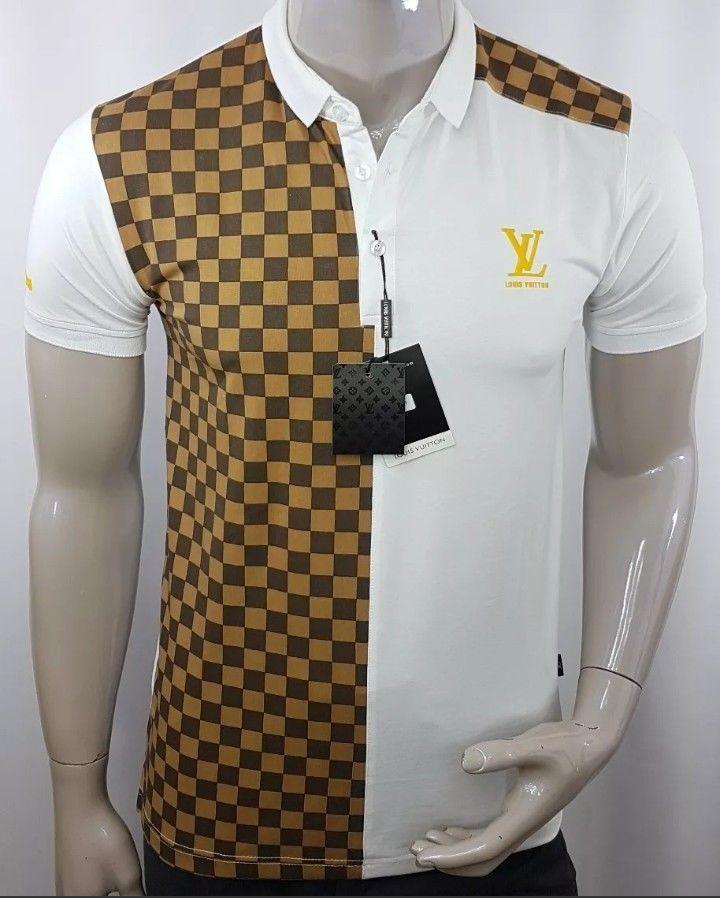 bce9430bce906 Louis Vuitton Polo Shirt Mens #fashion #clothing #shoes #accessories ...
