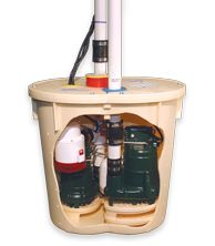 Sump Pump Solutions for Basements & Crawl Spaces #what #is #basement http://kenya.remmont.com/sump-pump-solutions-for-basements-crawl-spaces-what-is-basement/  # Sump Pump Systems for Basements Crawl Spaces Remove water and protect your home from flooding with a reliable sump pump A sump pump keeps your home dry by automatically pumping and channeling water away from the foundation. If the sump pump fails, your basement can flood, causing expensive damage to your home and valuables. It's…