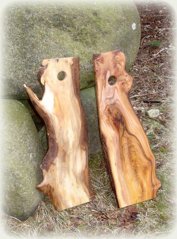 spæk brat i natur træ