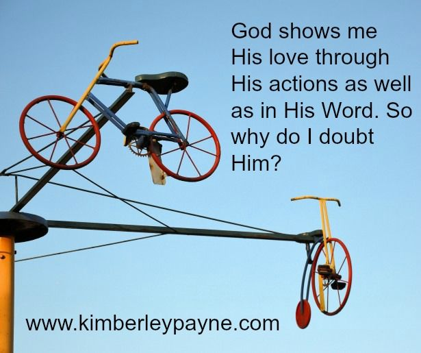 Is There Something You Haven't Asked God For? by Kimberley J. Payne www.kimberleypayne.com