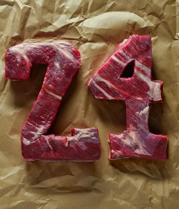 We're celebrating Kobe with Kobe—Steaks. To honor Kobe Bryant's 20-year career with the LA Lakers, we're firing up Kobe Beef Steaks to watch his last NBA game tonight. This is our delicious way of tipping our Lakers hats while raising the 'steaks' for game day food. Tell us what you think Kobe will do after he retires below, and check out our tribute to Black Mamba's legendary accomplishments.