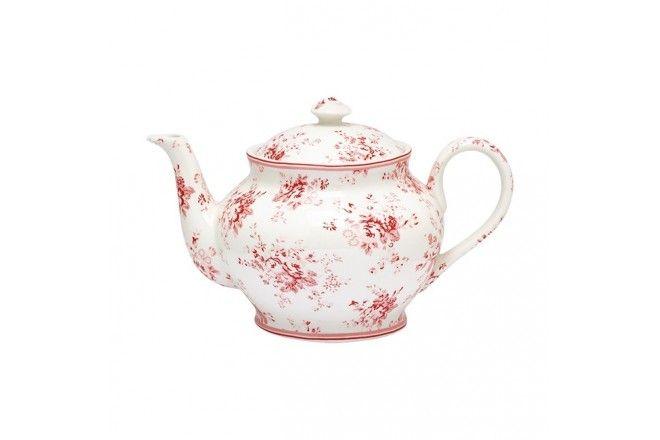 Čajová konvice Abelone raspberry