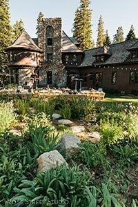 Ehrman Mansion Lake Tahoe Wedding
