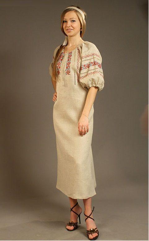 платье из льна с вышивкой фото: 7 тыс изображений найдено в Яндекс.Картинках