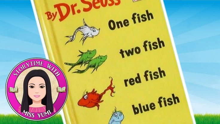 169 best stories images on pinterest children 39 s books for One fish two fish read aloud