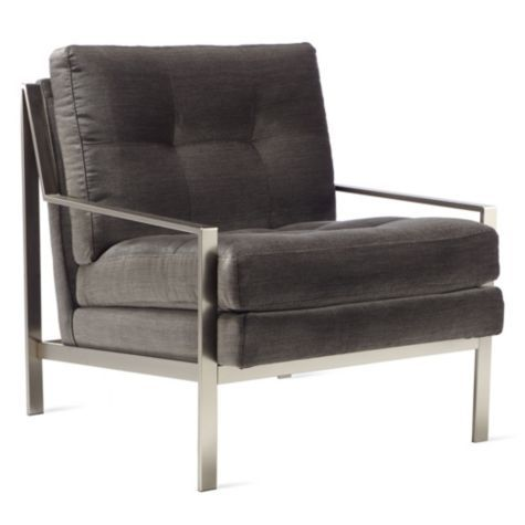 axel accent chair from z gallerie