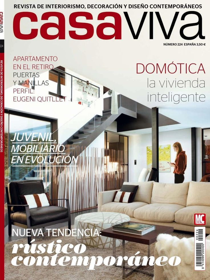 Revista decoracion interiores beautiful revista with for Revistas decoracion interiores