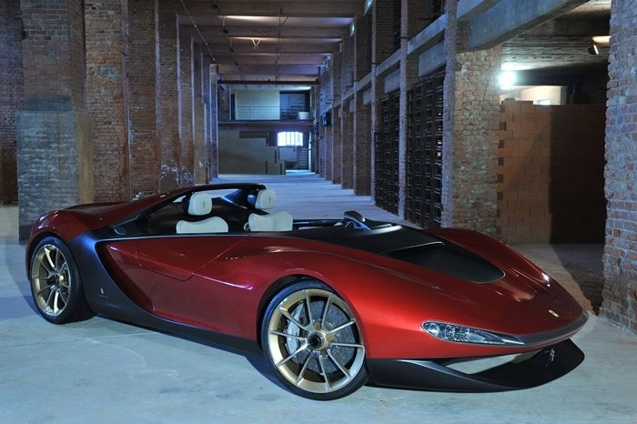 Pininfarina Sergio Concept at Geneva Motor Show