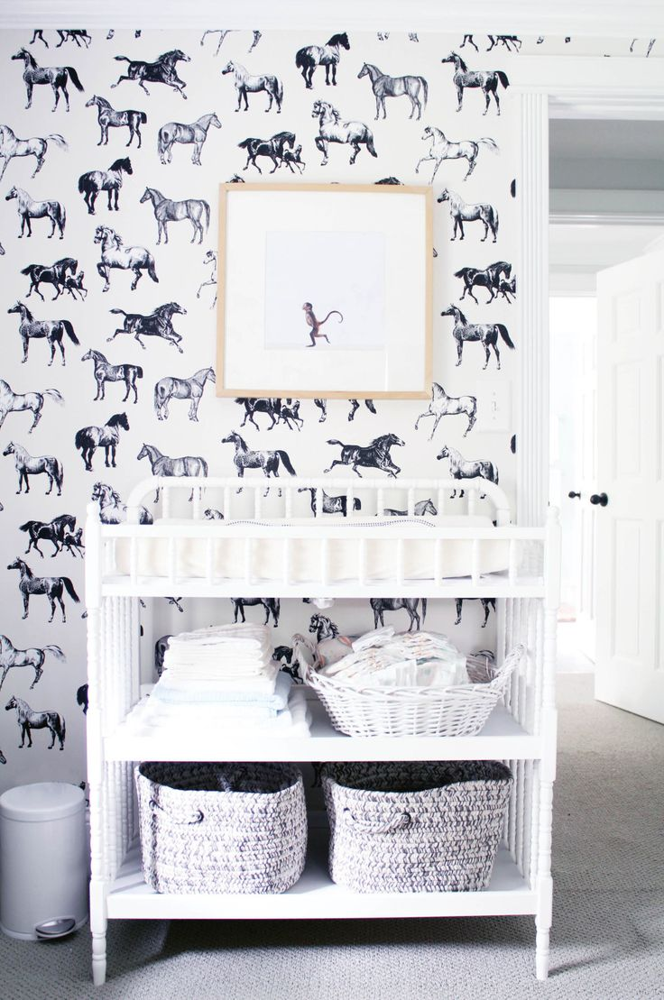 Which nursery theme is your favorite? (We like #6)