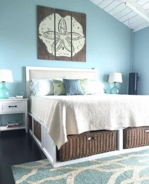 kleine zimmerdekoration design temporary backsplash, moderne schlafzimmer farben 2019: neueste trends und 20 schöne ideen, Innenarchitektur