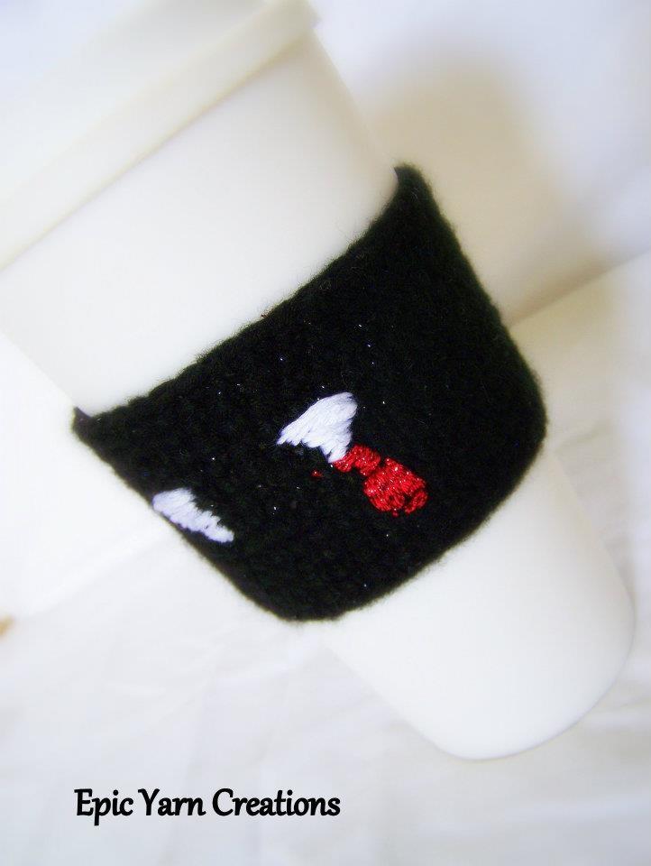 85 best Crochet Mug Sweater Patterns images on Pinterest | Ideas de ...