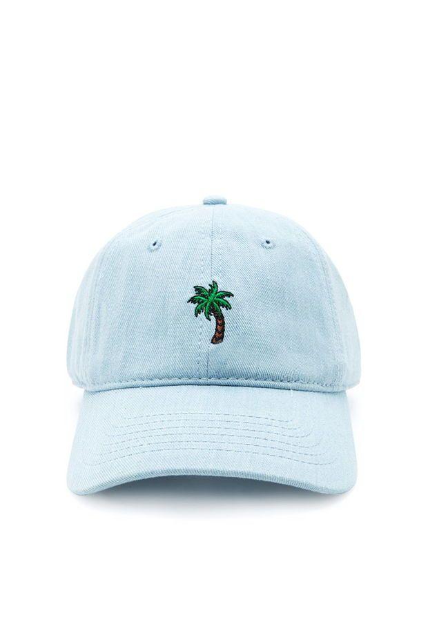 Palm Tree Graphic Baseball Cap | 21 MEN - 2000204919