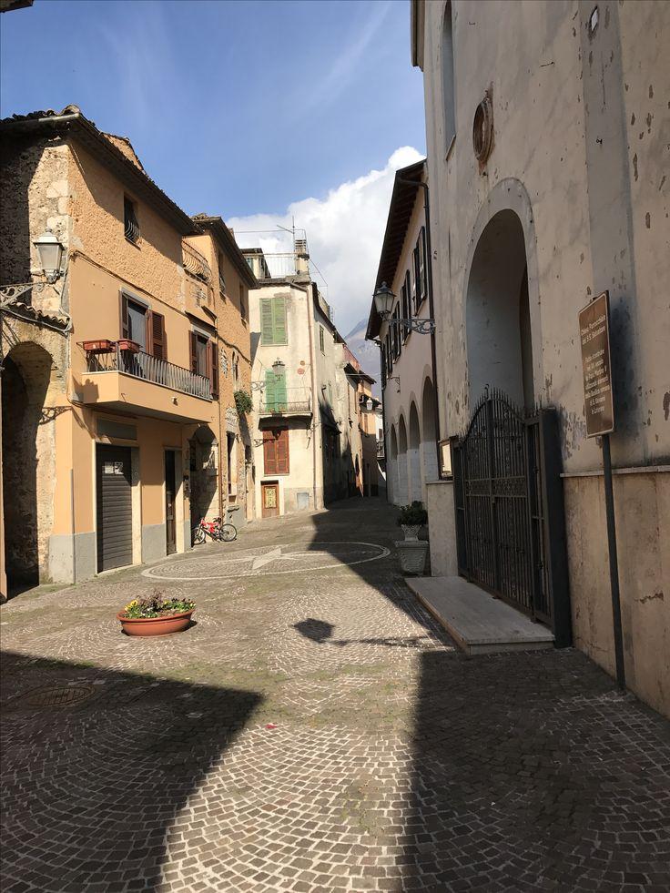 #Collepardo #borgo