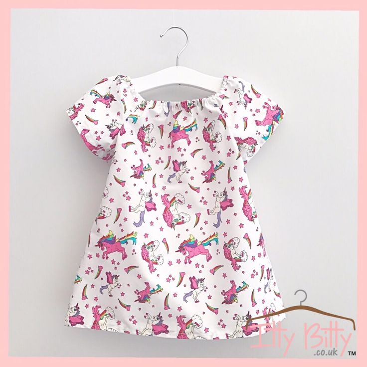 🦄 Handmade Unicorn dress 🦄  Shop here 👉🏻 https://www.ittybitty.co.uk/product/2017-handmade-unicorn-dress/?utm_content=bufferc3708&utm_medium=social&utm_source=pinterest.com&utm_campaign=buffer   #unicorn #party #dress #pink #girls #birthday #outfit
