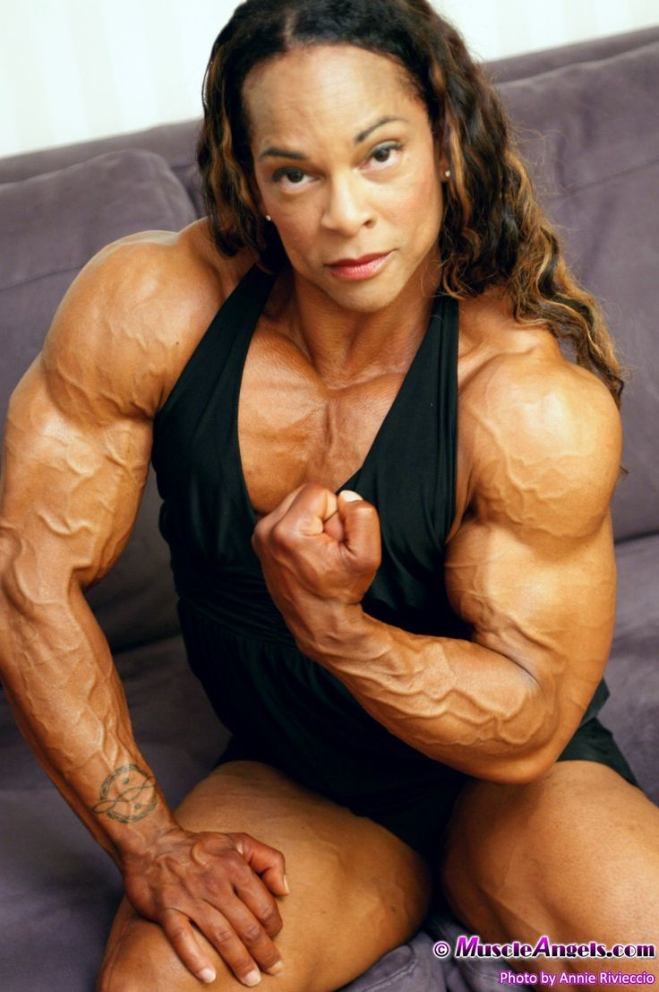 You porn female muscle