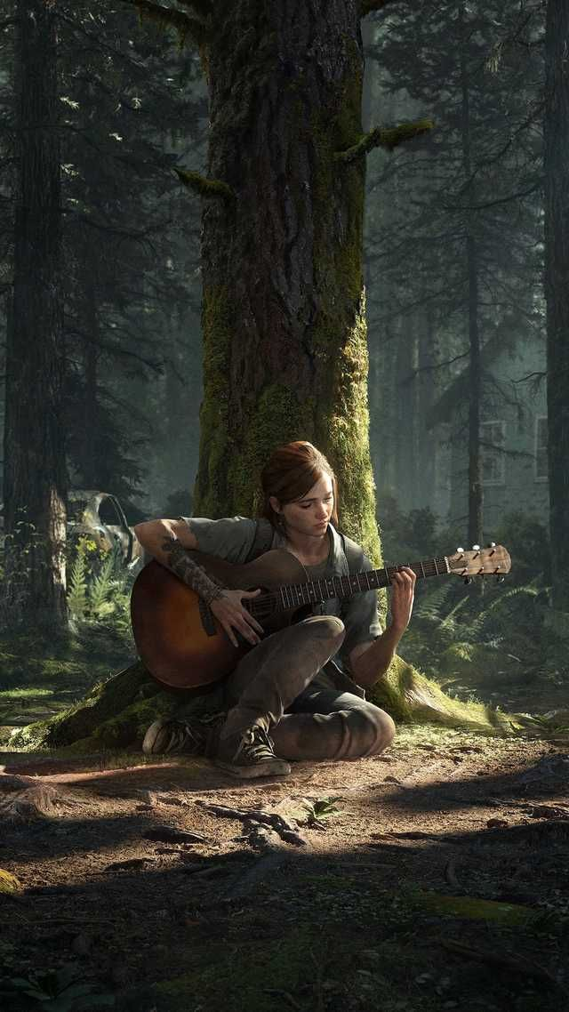 The Last Of Us Part Ll Wallpaper In 2020 The Last Of Us The Lest Of Us The Last Of Us2