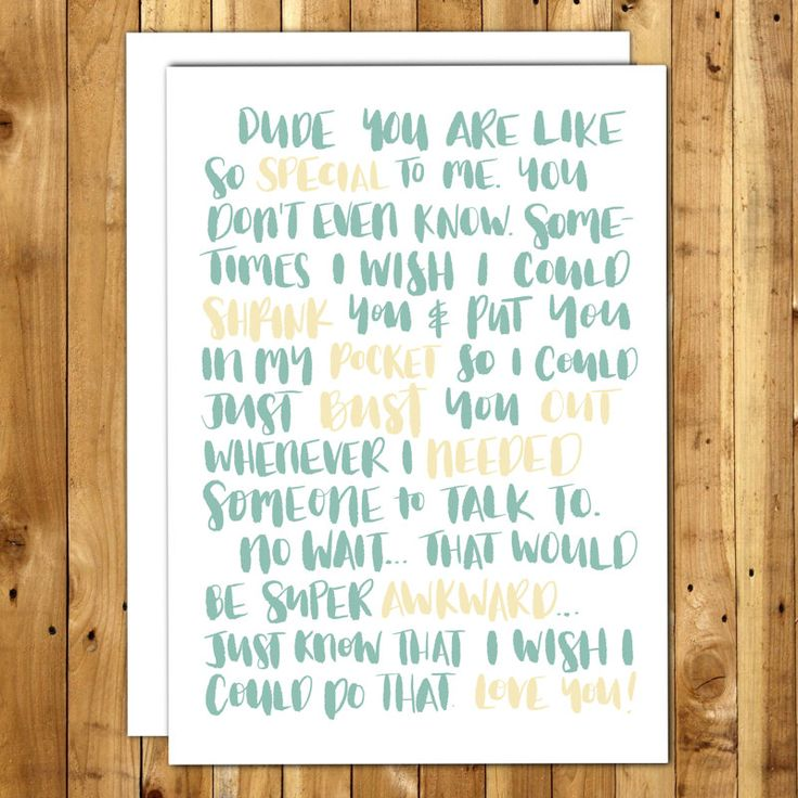 24 best Gift Giving images – Best Friend Birthday Cards Printable