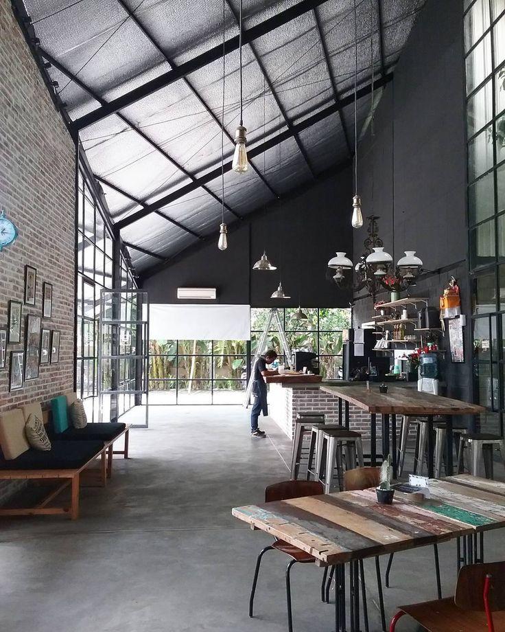 Pixelatte Cafe in Denpasar, Bali