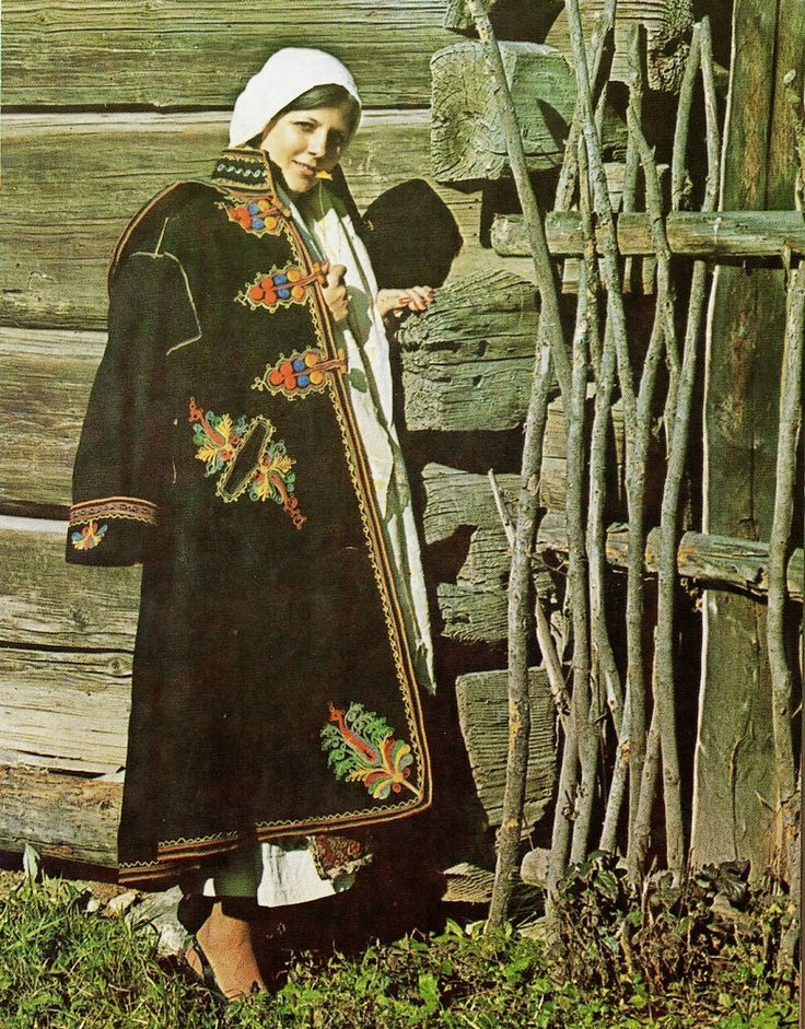 romanian people romanians traditional clothing dress eastern europeans 19