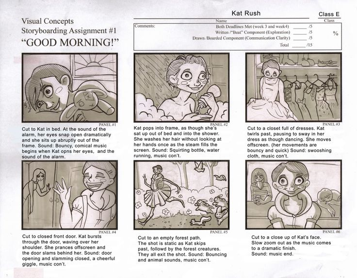 Best Storyboards Images On   Storyboard Comics And Sketch