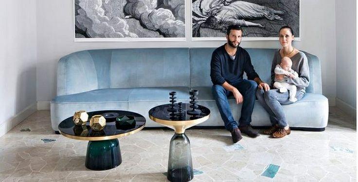 classicon bell table sofa pinterest interior design. Black Bedroom Furniture Sets. Home Design Ideas