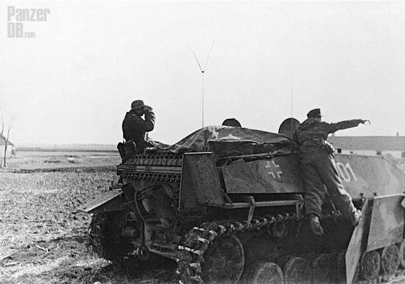 Jagdpanzer IV/70 (V) (Sd.Kfz. 162/1) | Befehlswagen version … | Flickr