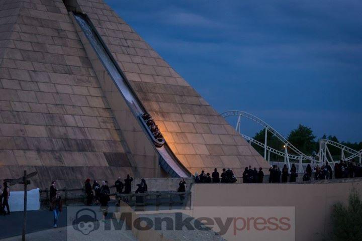 Eröffnungsfeier des WGT 2016 im Belantis Park (12.05.2016):   monkeypress.de Den kompletten Beitrag findet man hier: Fotos: WGT 2016 Eröffnungsfeier im Belantis Park (12.05.2016)  http://monkeypress.de/2016/05/fotos/fotos-wgt-2016-eroeffnungsfeier-im-belantis-park/