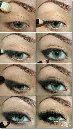 makeup sep by step 2