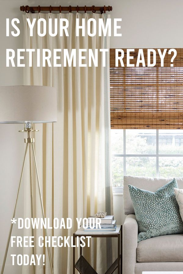 10 Tips To Prepare Your Home For Retirement Interior Design Tips