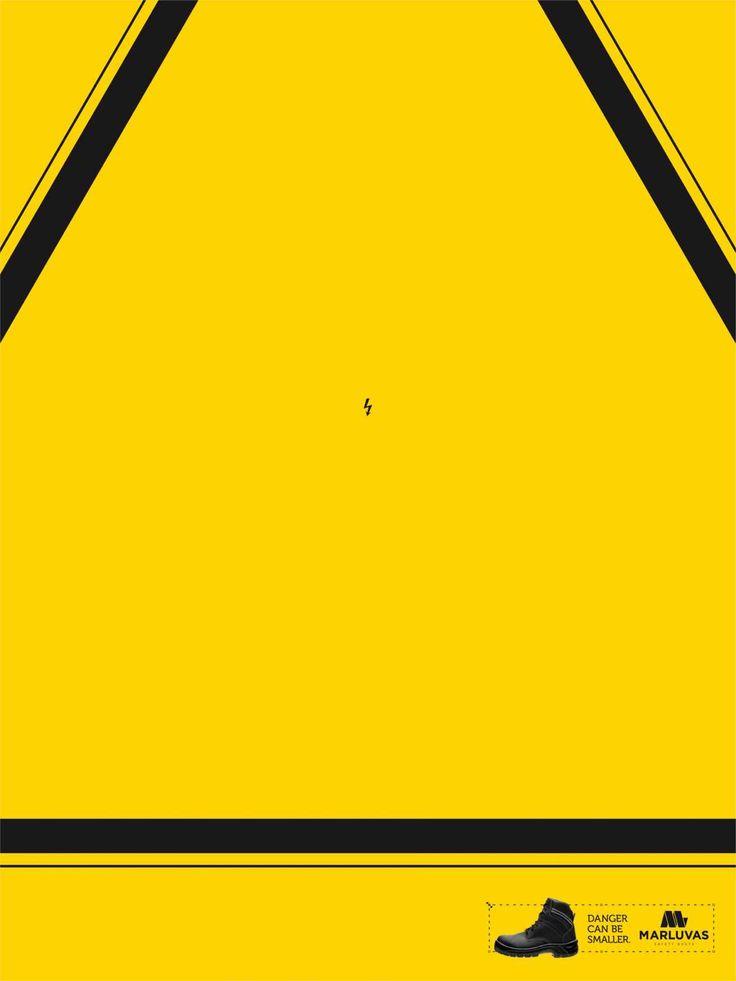 Marluvas Safety Boots: Danger, 1