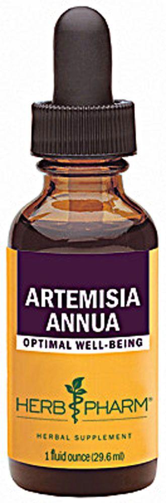 Herb Pharm Artemisia Annua Optimal Well-Being -- 1 fl oz fights cancer