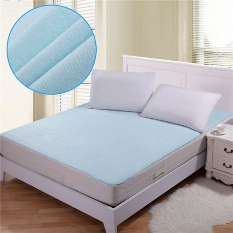 Waterproof Mattress Cover Double Bed